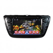Navigation / Multimedia Head unit with Android 5.1 for Suzuki SX4 S-Cross  - DD-8070