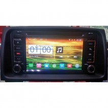 Navigation / Multimedia Head unit with Android for Toyota Corolla Verso (2001-2004) - DD-M071